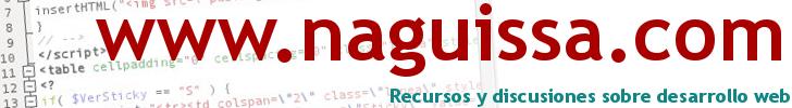 http://www.naguissa.com - Recursos y discusiones sobre desarrollo web.
